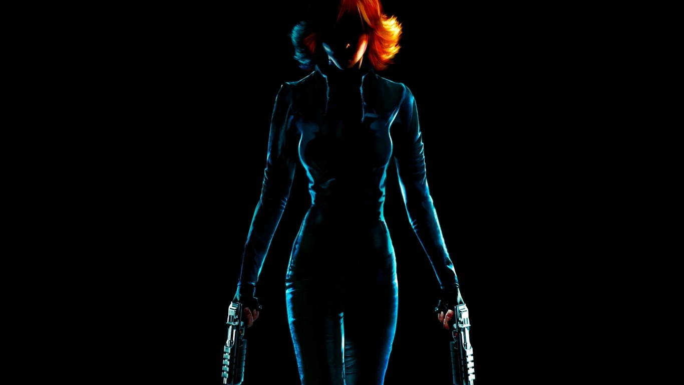Hd wallpaper os x - 1366x768 Perfect Dark Zero Desktop Pc And Mac Wallpaper