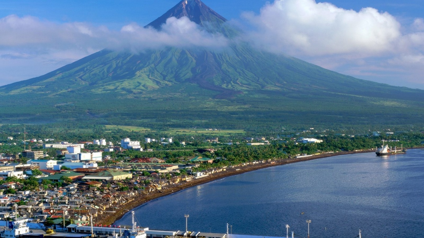 mayon volcano in philippines - photo #9