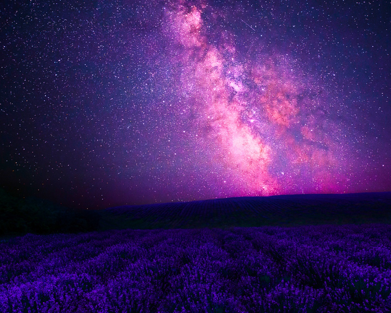 1280x1024 pink galaxy amp purple lavender desktop pc and mac