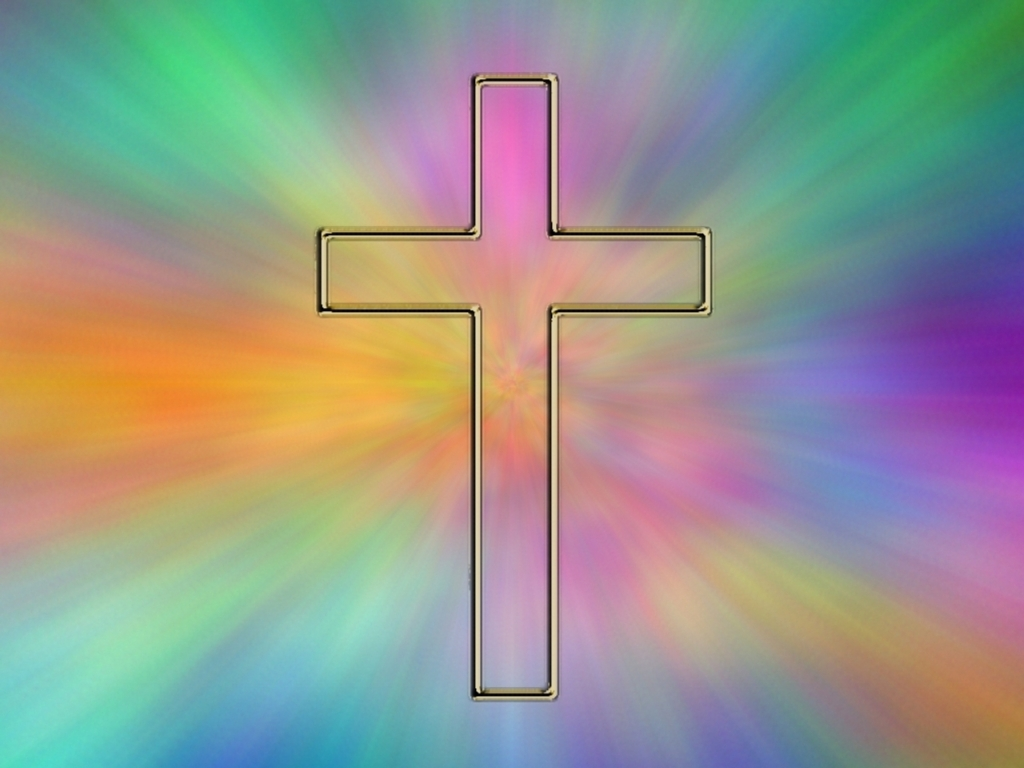 Colorful Crosses Backgrounds Tumblr
