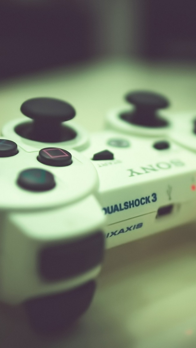 640x1136 Playstation Controller Iphone 5 Wallpaper