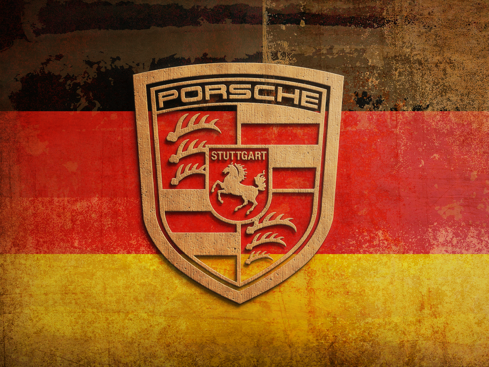 Plywood Porsche Logo Wallpapers Plywood Porsche Logo