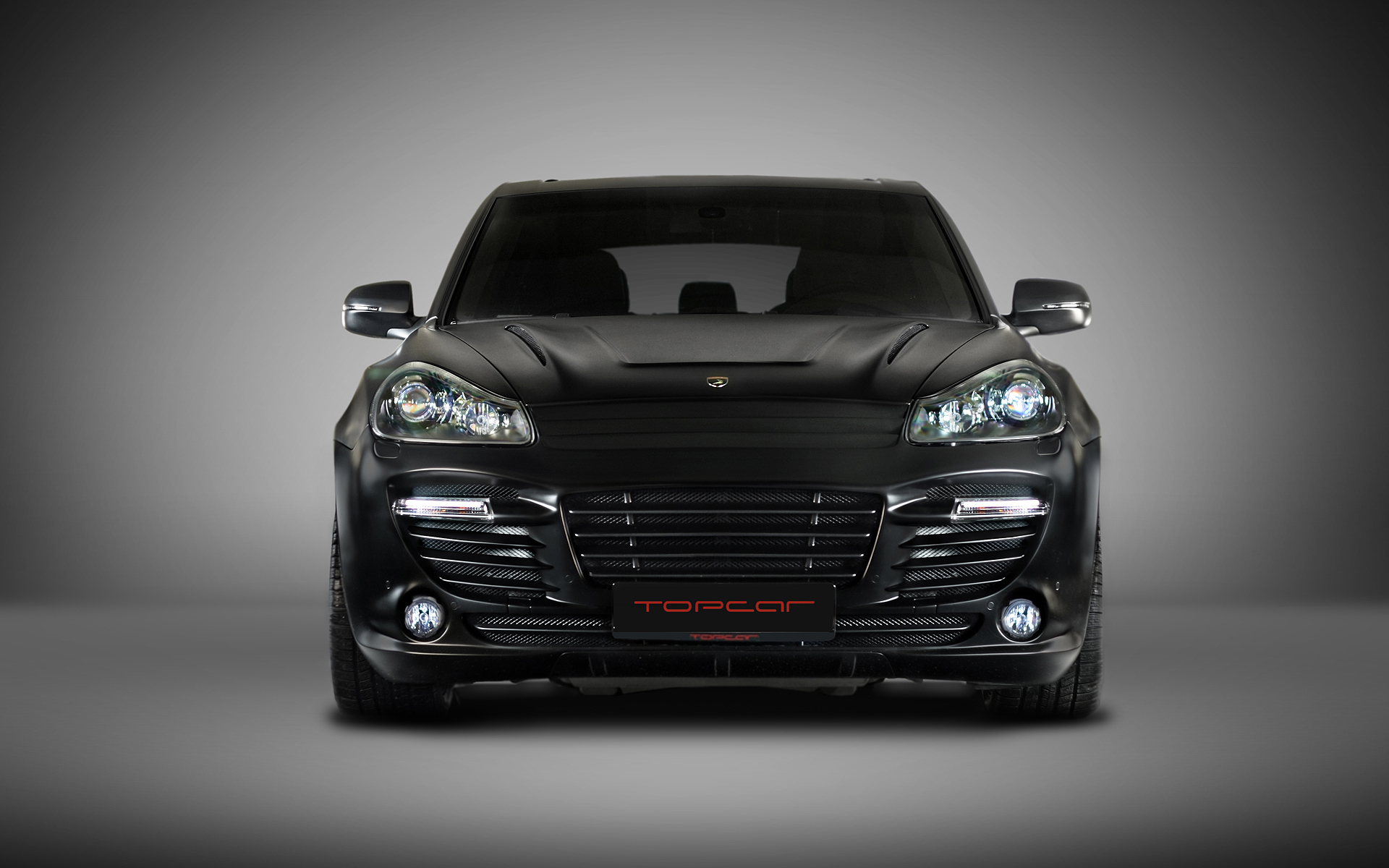 1920x1200 Porsche Cayenne Vantage front desktop PC and Mac