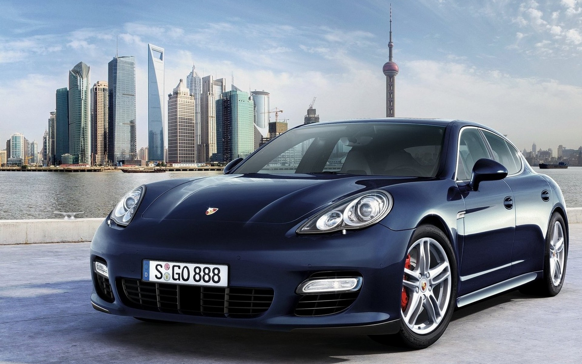 1920x1200 Porsche Panamera Desktop Pc And Mac Wallpaper
