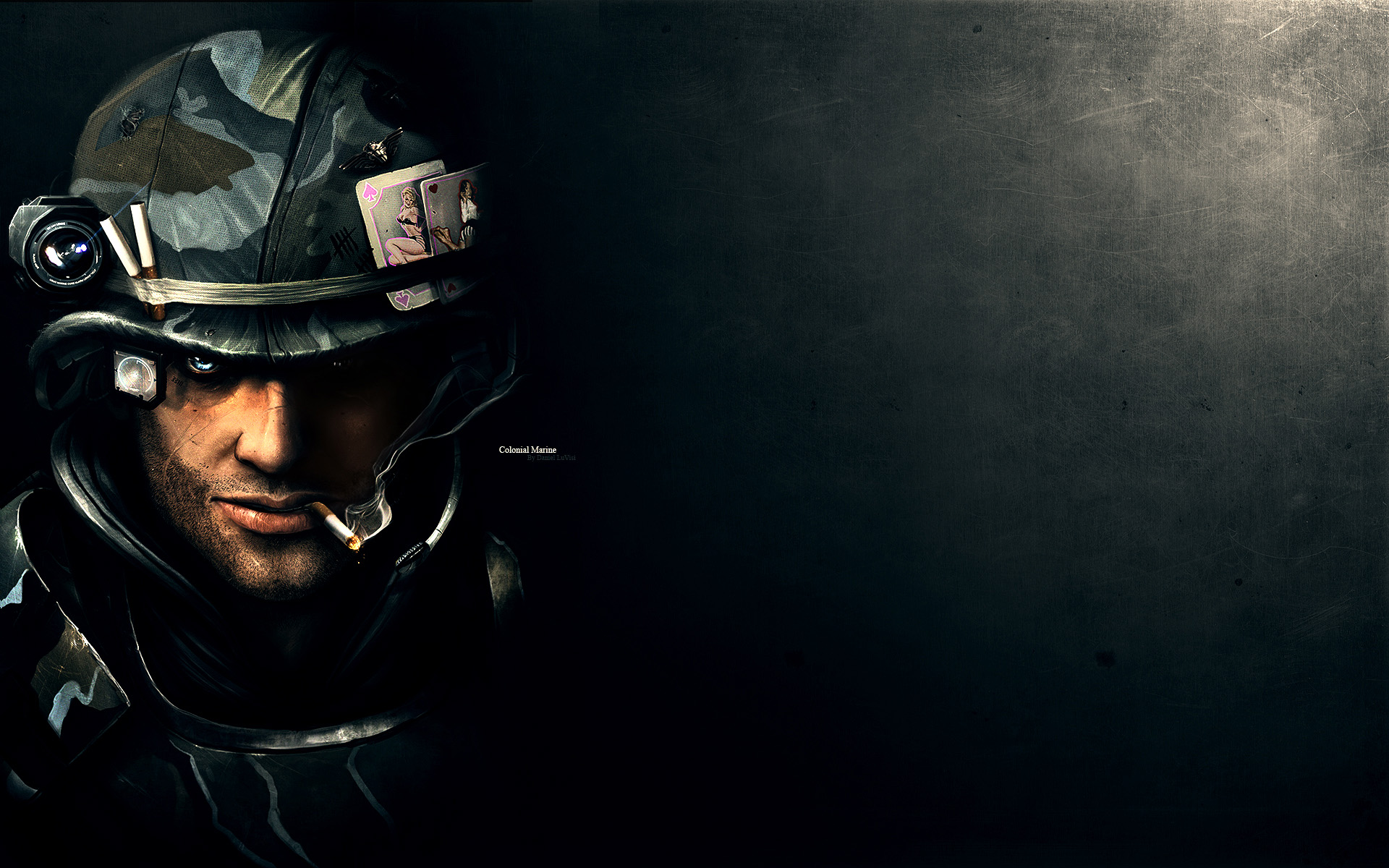 1920x1200 Portrait of a soldier desktop wallpapers and stock photos