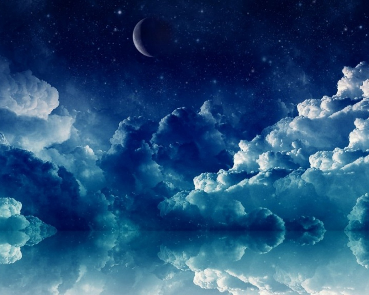 Ogie Banks Wallpapers Pretty Blue Wallpapers OriginalHD Pretty Blue Night