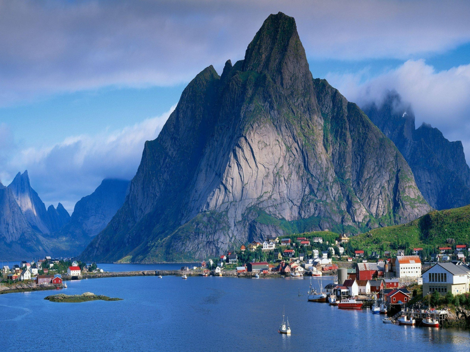 1500x500 Pretty Lofoten Norway
