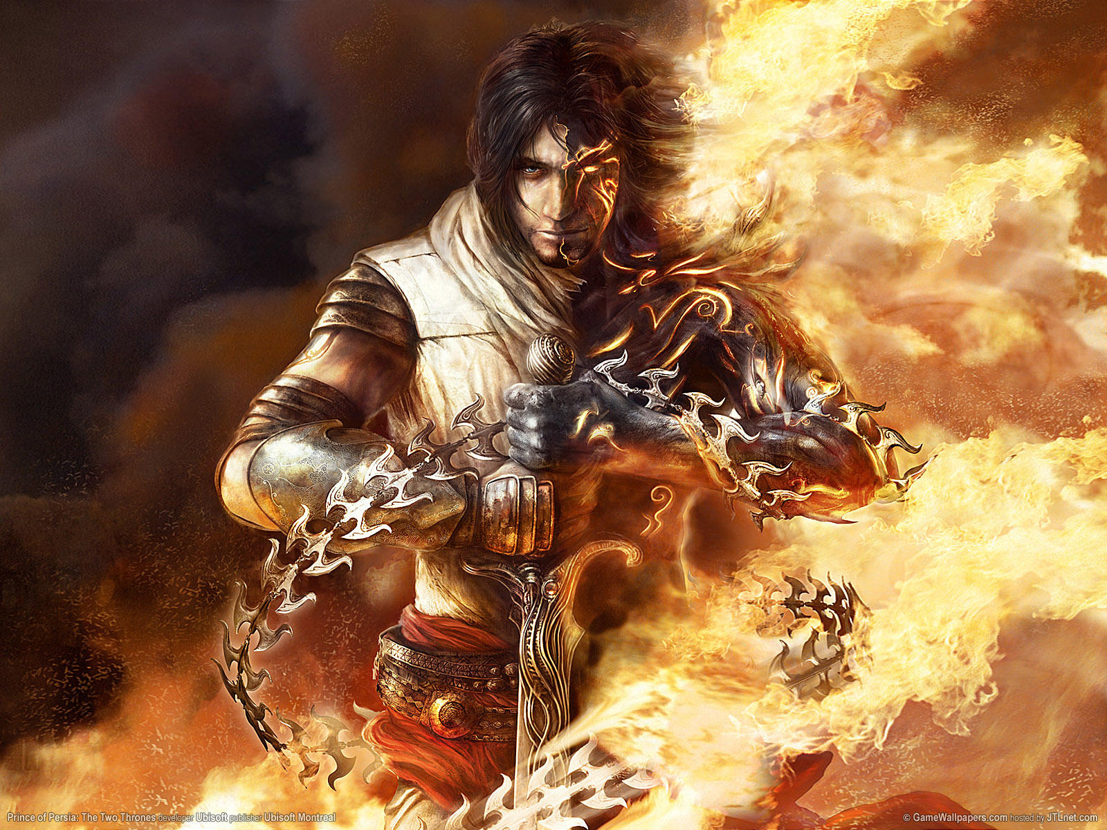 Prince Of Persia Two Thrones Wallpapers Prince Of