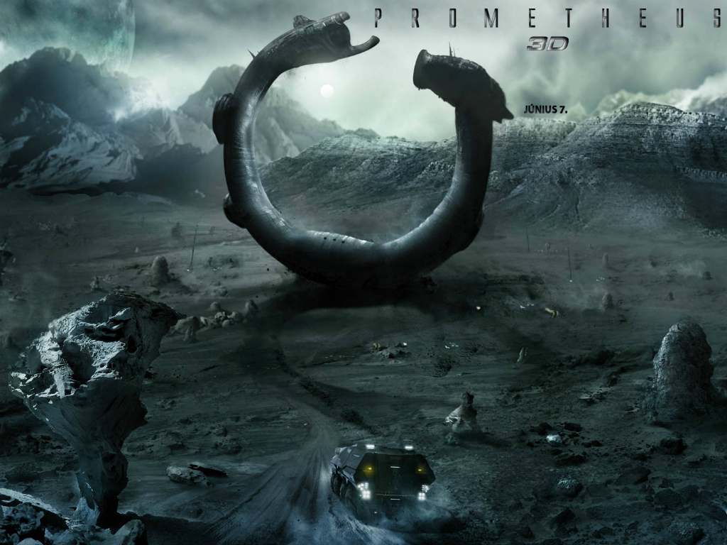 1024x768 prometheus 3d desktop pc and mac wallpaper
