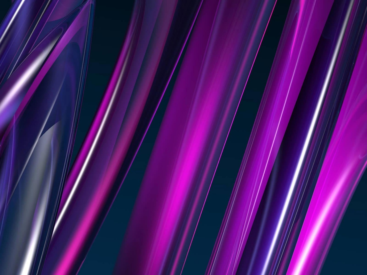 1280x720 Purple, rainbow
