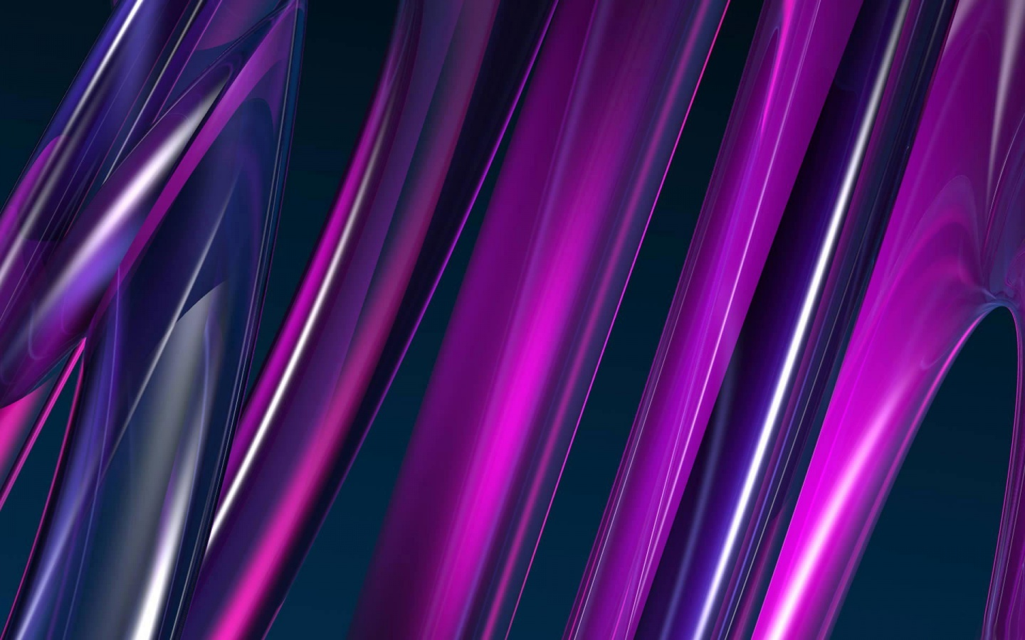 1440x900 Purple, rainbow