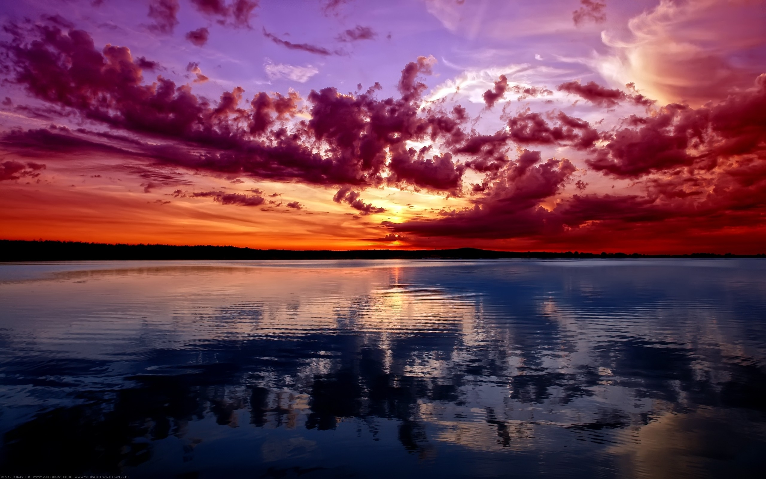 Image result for purple sunset clouds