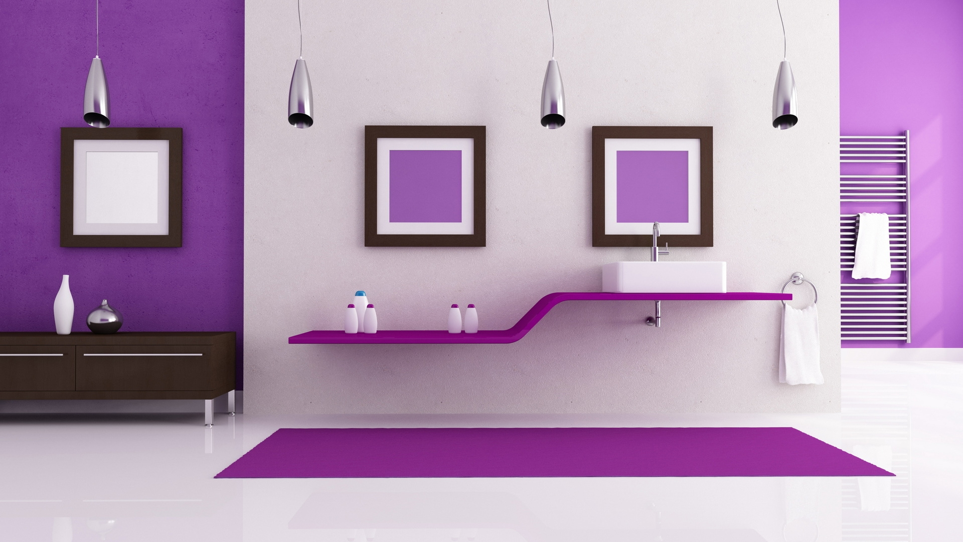 1920x1080 Purple Interior Desktop Pc And Mac Wallpaper