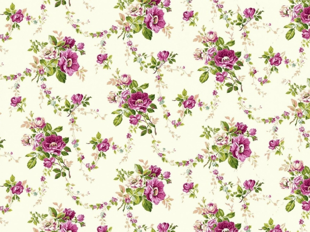 1280x720 purple roses pattern vimeo cover image. Black Bedroom Furniture Sets. Home Design Ideas