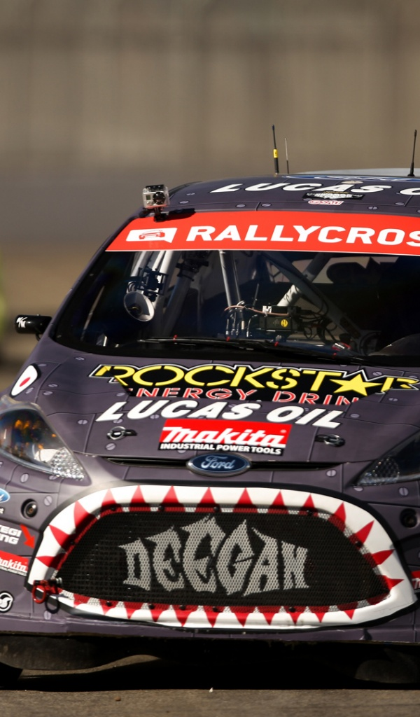 600x1024 Rally Cross, car, ford