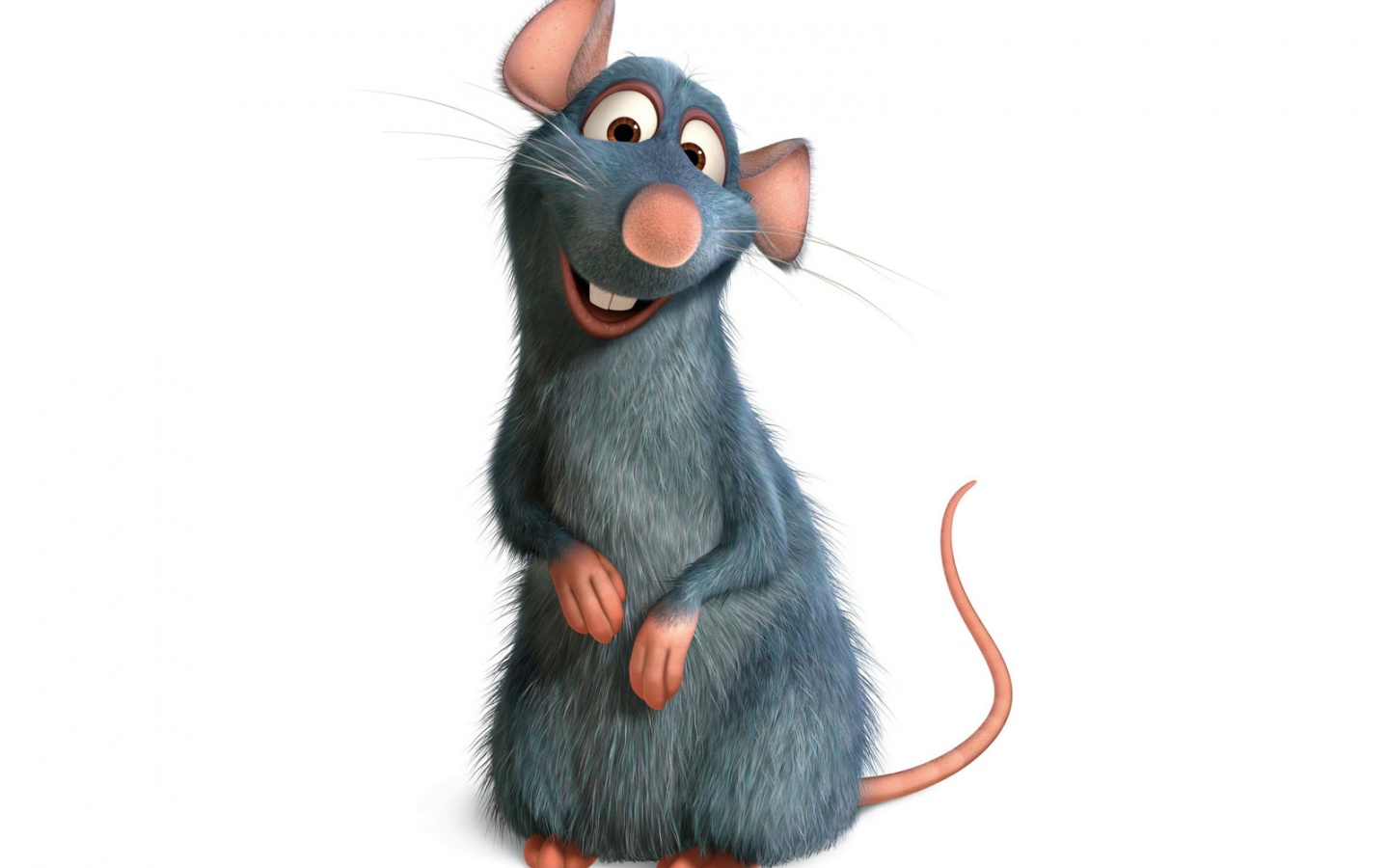 the rat in ratatouille