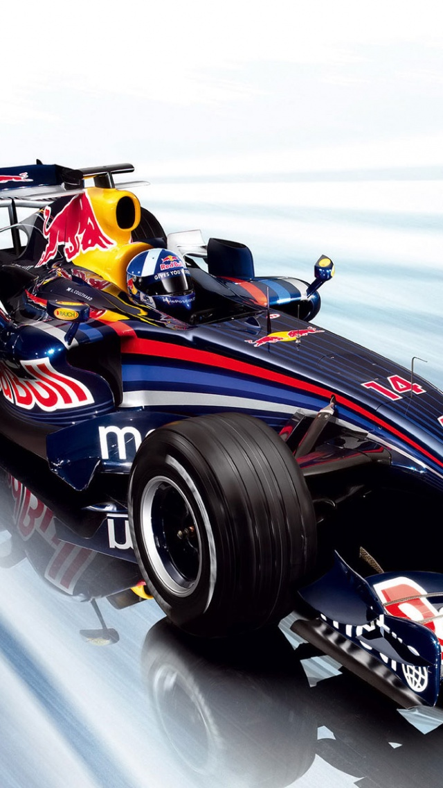 640x1136 Red Bull F1 Video Rampage Redbull Library Iphone 5 Wallpaper