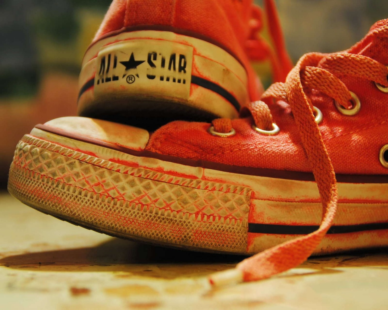 Converse All Star Wallpaper