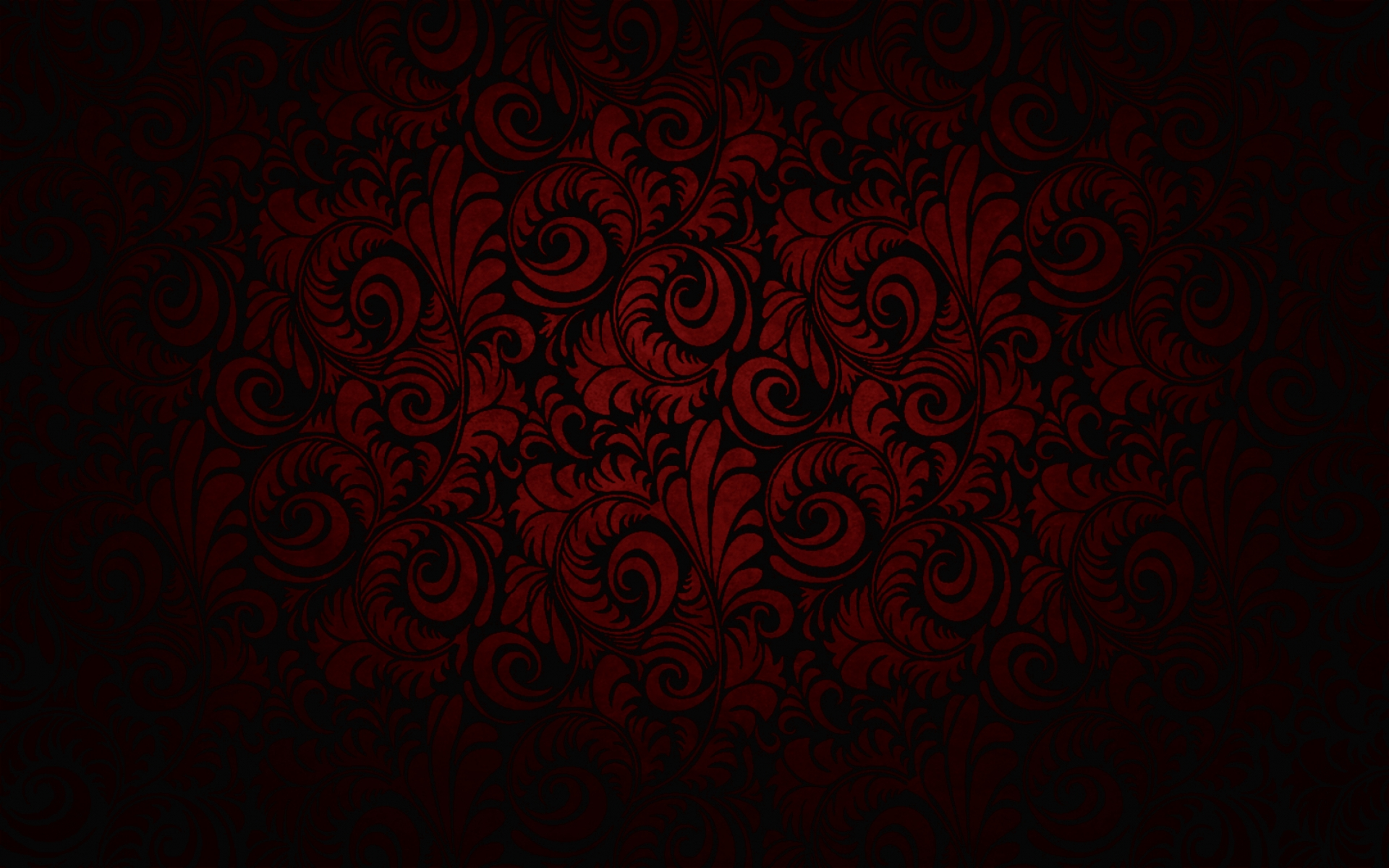 Red pattern abstract wallpapers red pattern abstract for Black and grey wallpaper designs