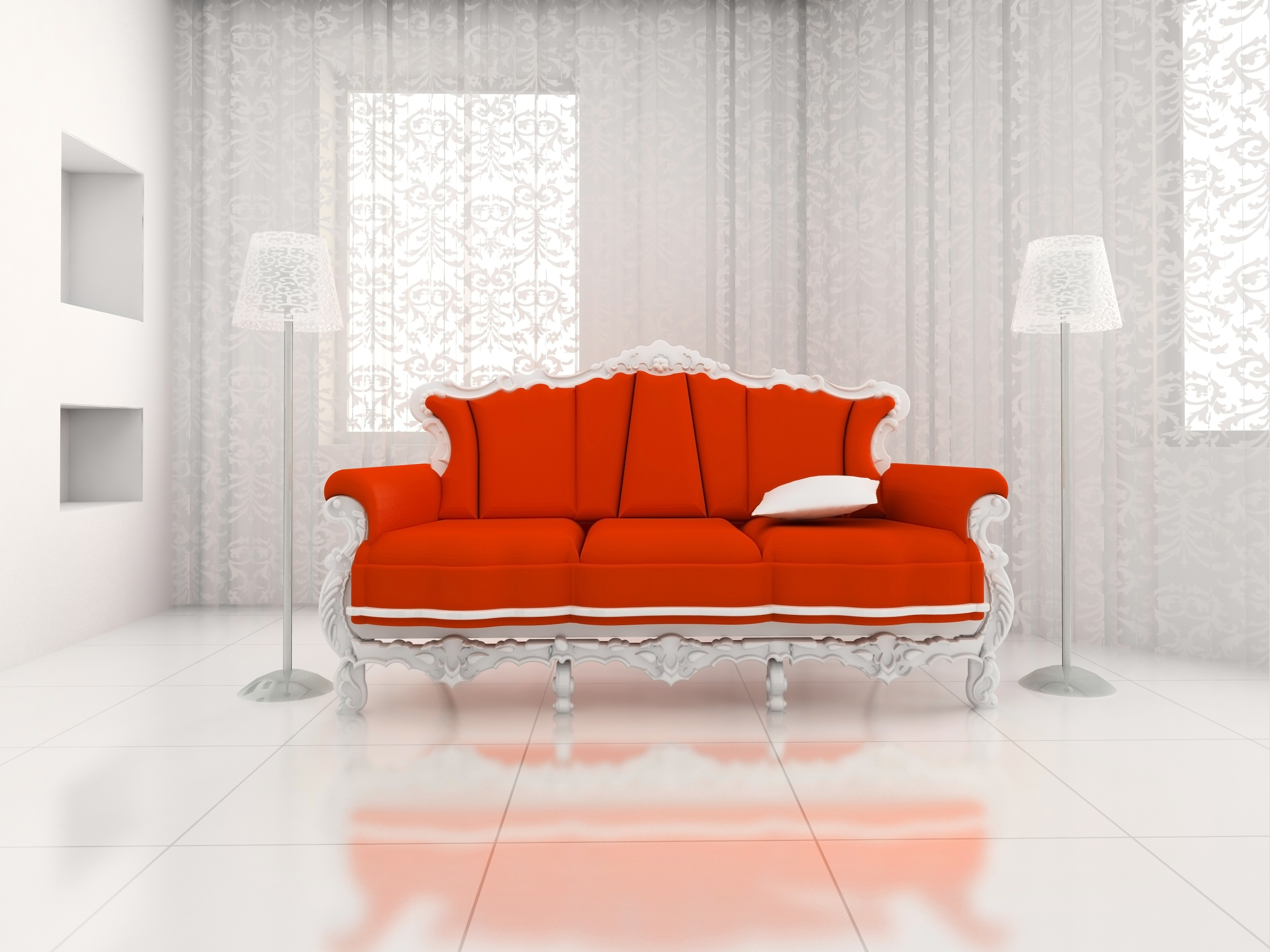 Delicieux Living Rooms With Red Couches | 2560 X 1920 · 794 KB · Jpeg