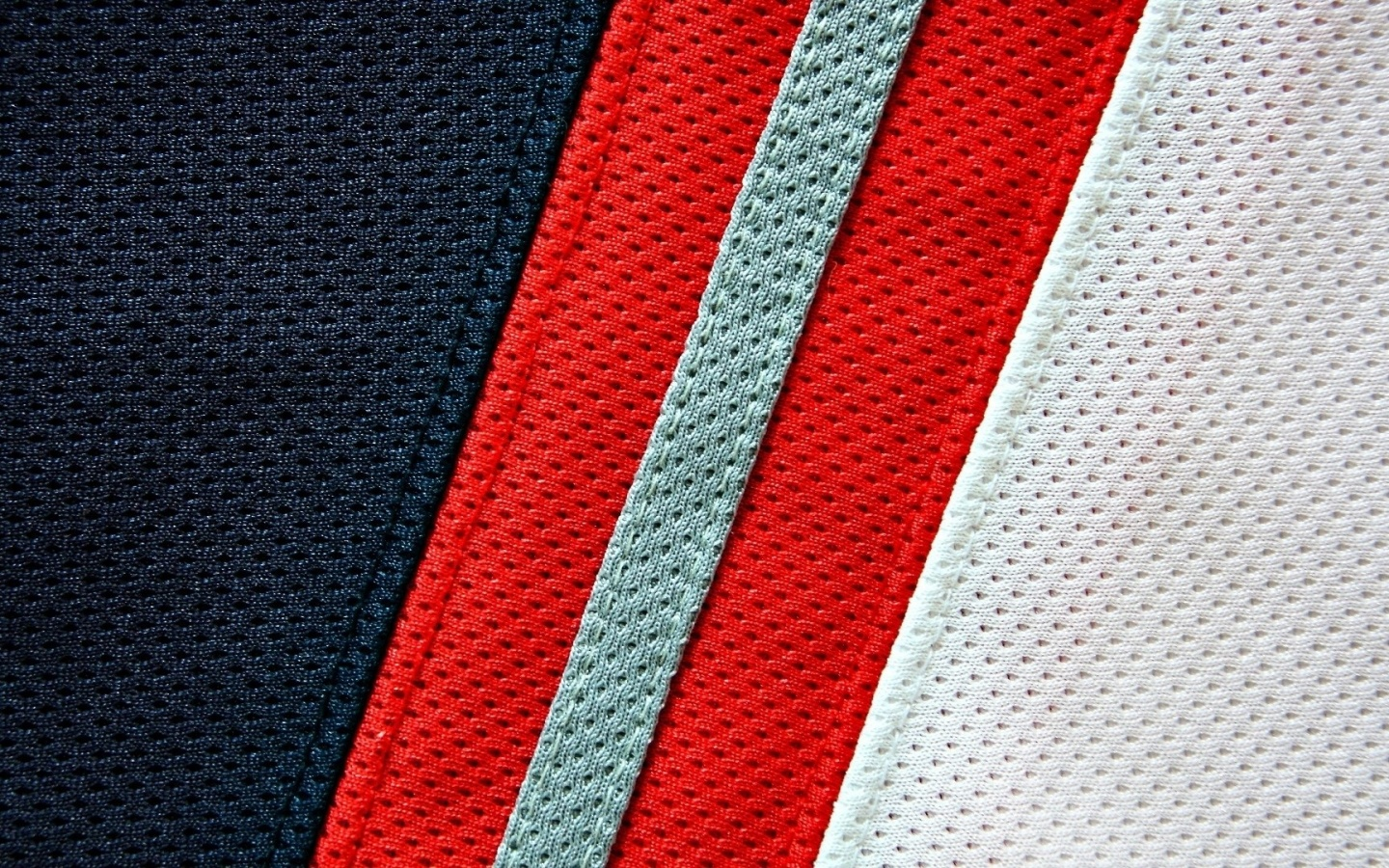 1440x900 Red White And Blue Fabric