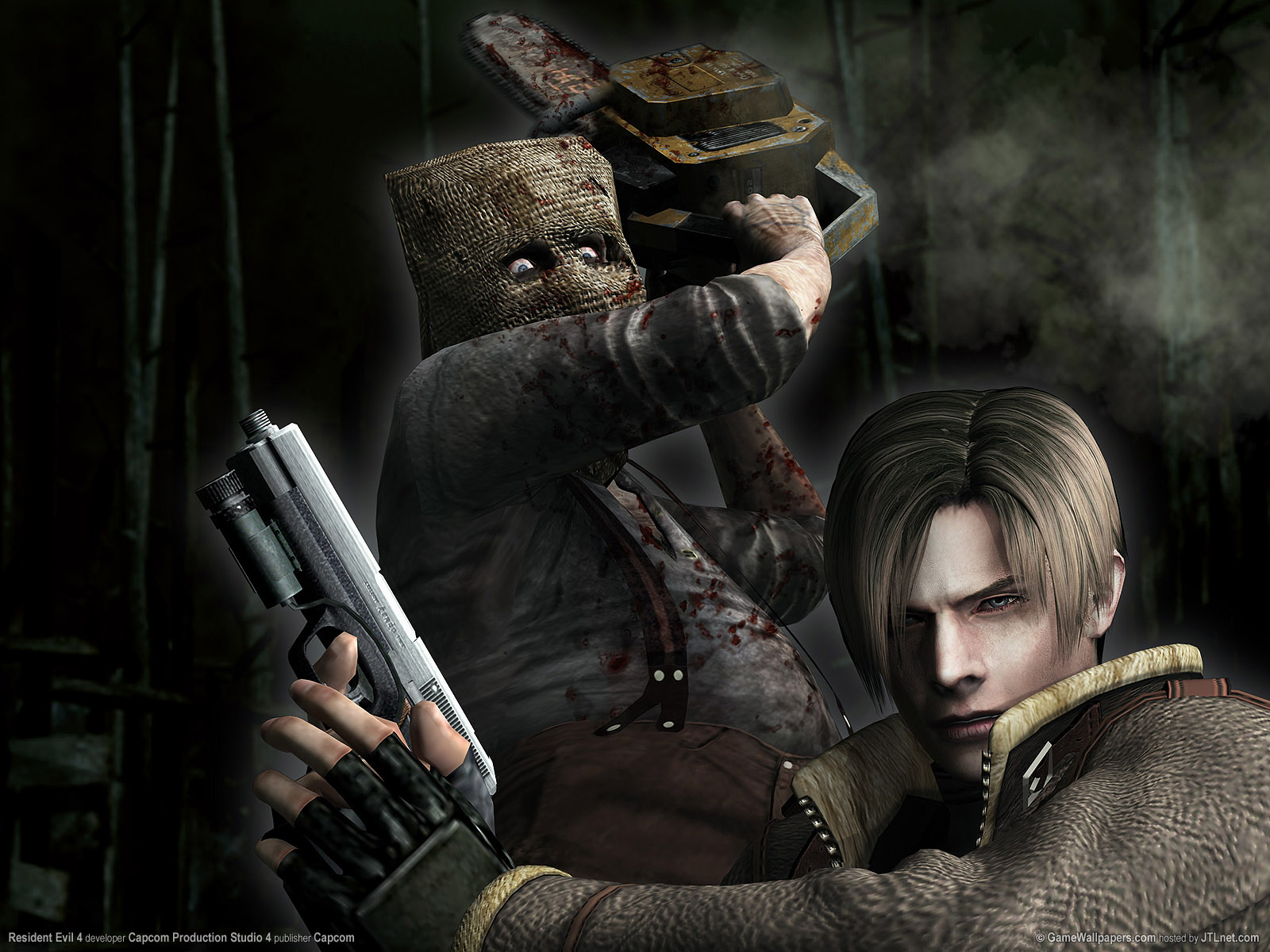 1600x1200 Resident Evil 4 desktop PC and Mac wallpaper