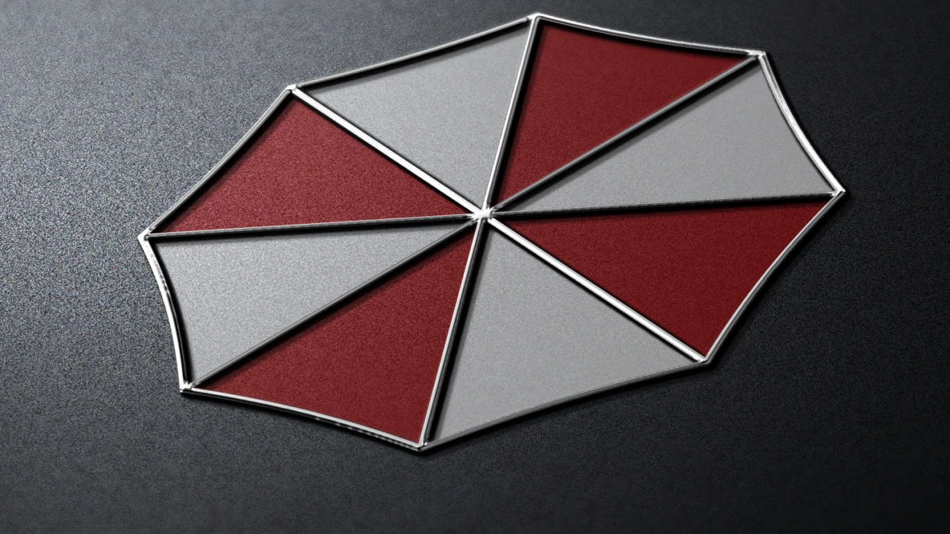 umbrella corp desktop wallpaper