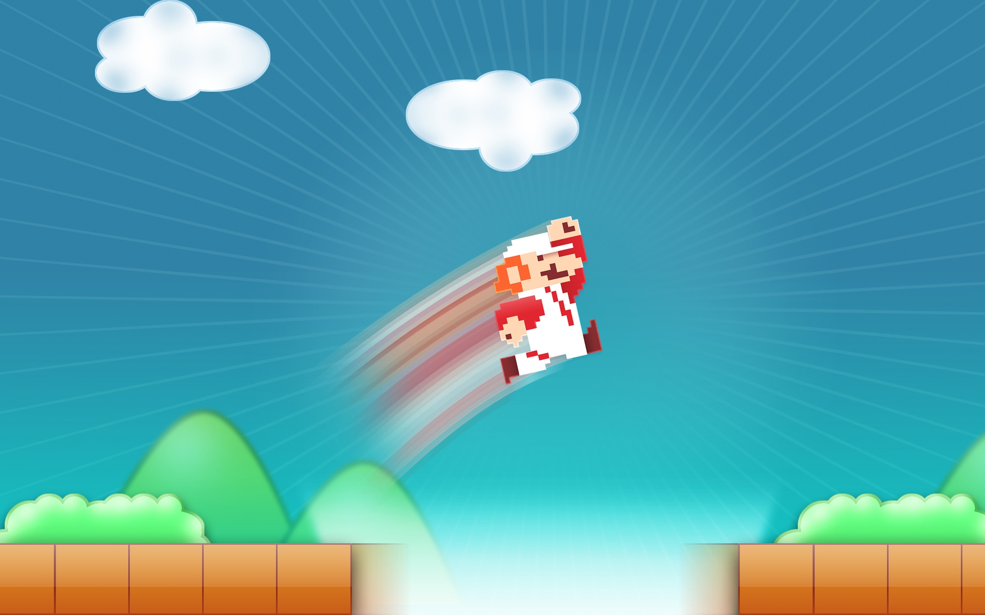 Super Mario Bros. ? Awesome Wallpapers
