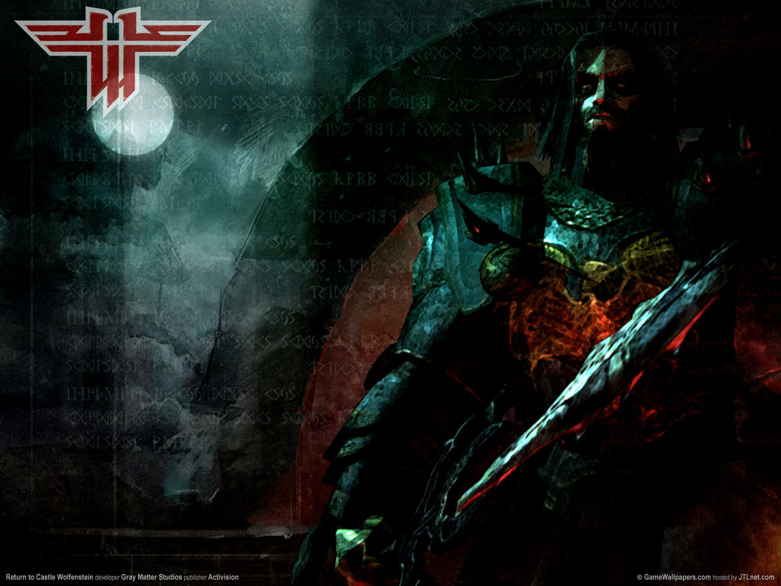 return to castle wolfenstein wallpapers 19908 1600x1200 Wolfenstein wallpapers