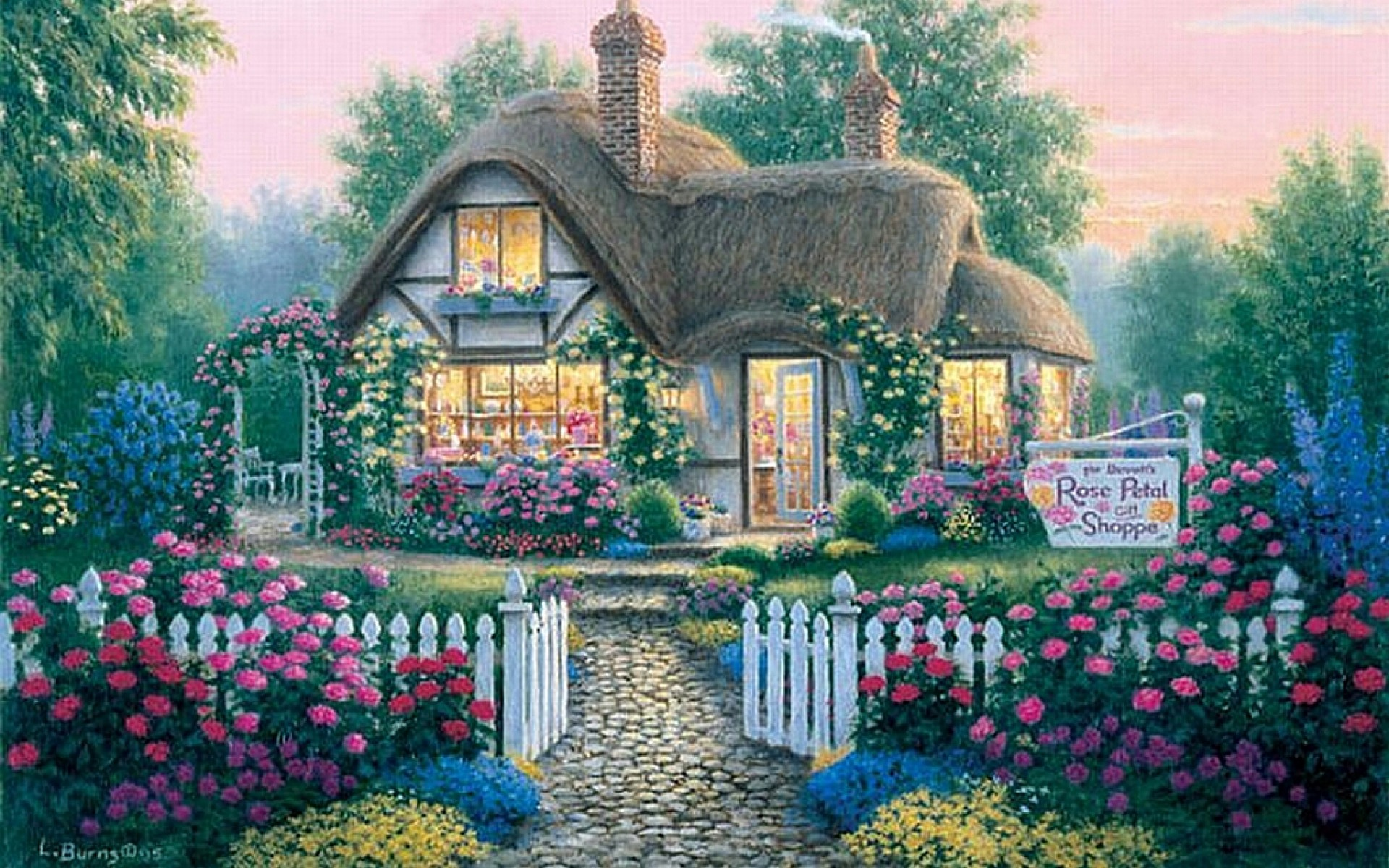 Rose Petal Cottage Wallpapers Rose Petal Cottage Stock HD Wallpapers Download Free Images Wallpaper [1000image.com]