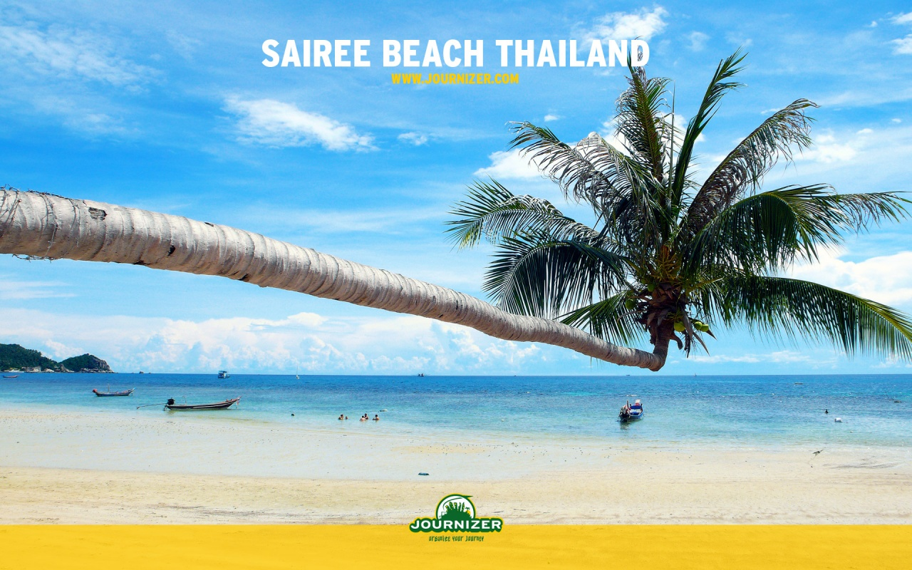 1280x800 Sairee Beach