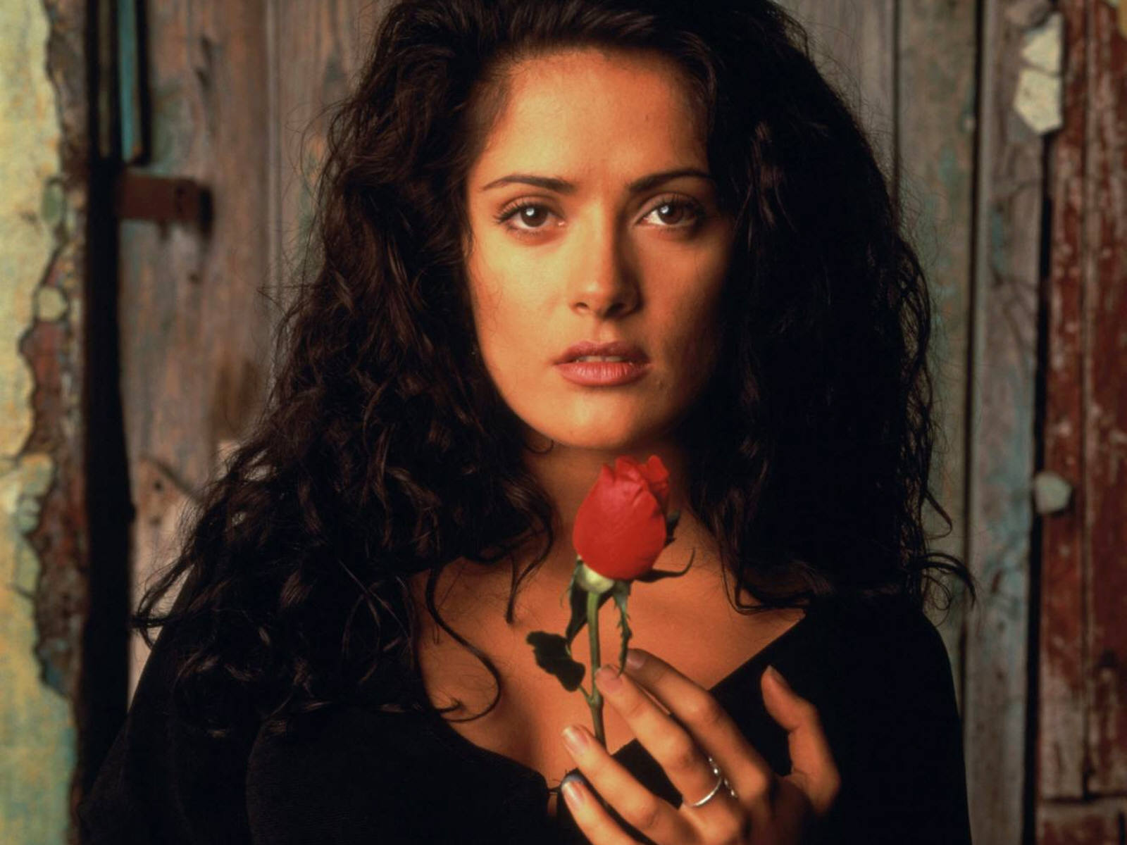 from Zayne porno star young salma hayek