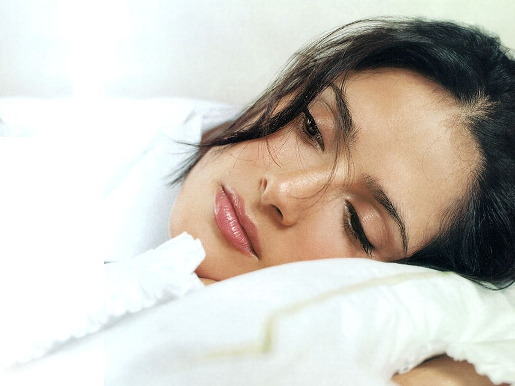Salma Sleeping wallpapers | Salma Sleeping stock photos