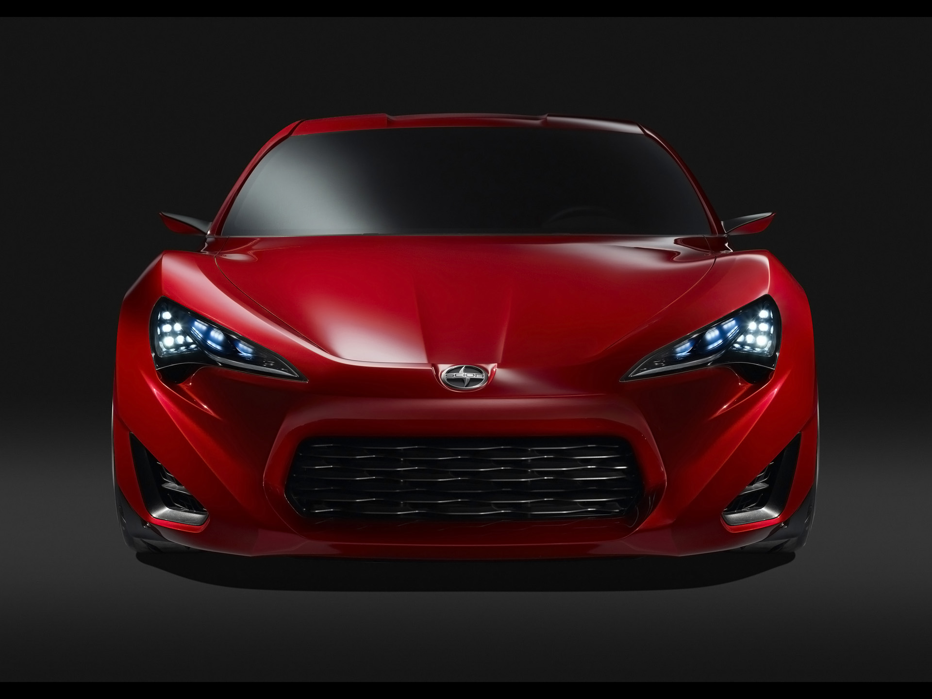 1920x1440 Scion FR-S Concept Front desktop PC and Mac ...