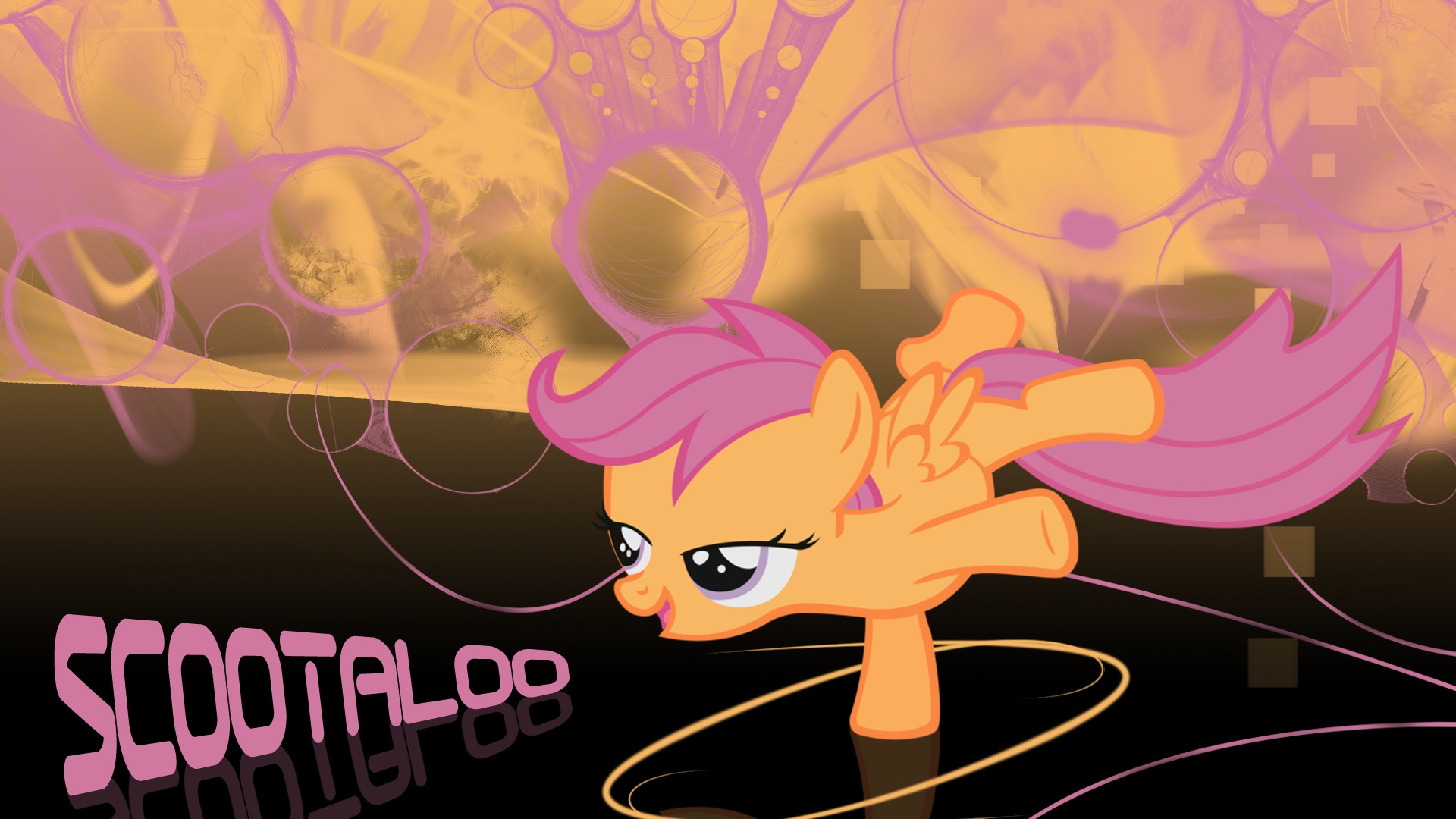 1920x1080 Scootaloo, my little pony friendship is magic, mlp, cartoon, cartoons