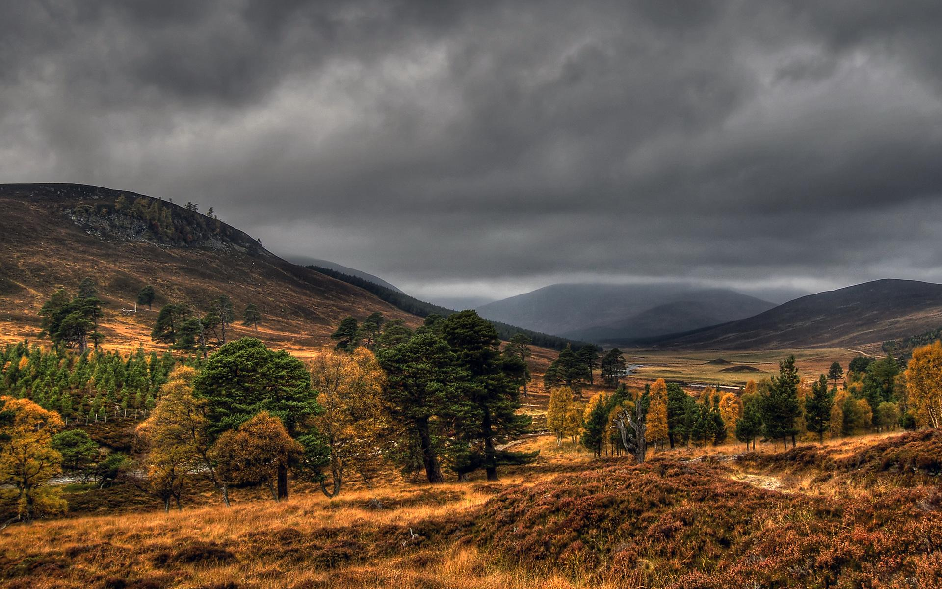 1920x1200 Scotland Cairngorms desktop wallpapers and stock photos