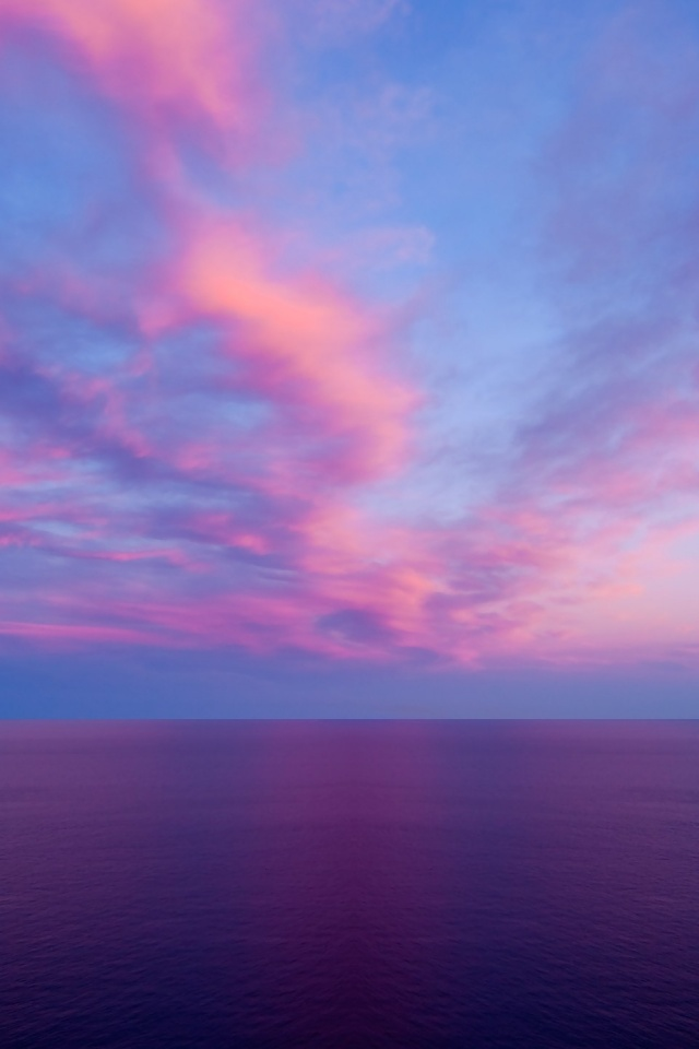 Abstract Purple Sea Free high quality background pictures