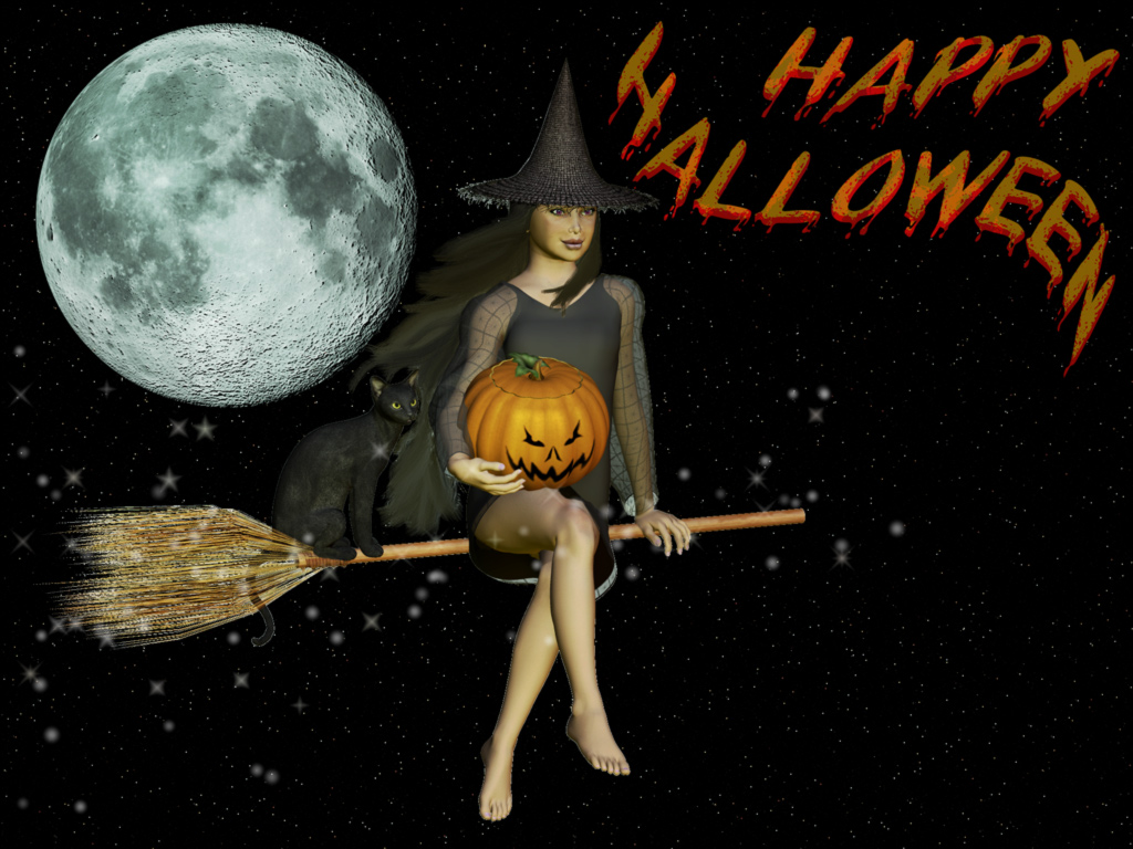 hot halloween wallpapers - photo #1