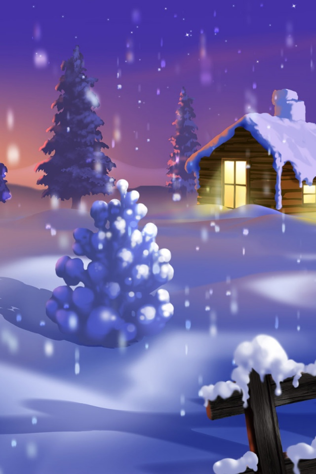 free christmas wallpapers and screensavers animated