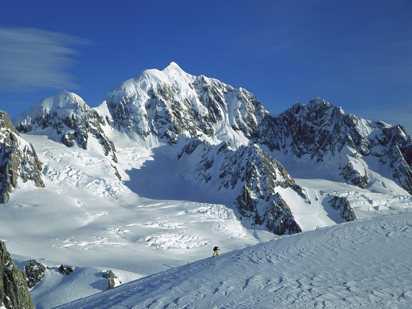 1600x1200 ski mountaineer desktop pc and mac wallpaper - Desktop wallpaper 1600x1200 ...