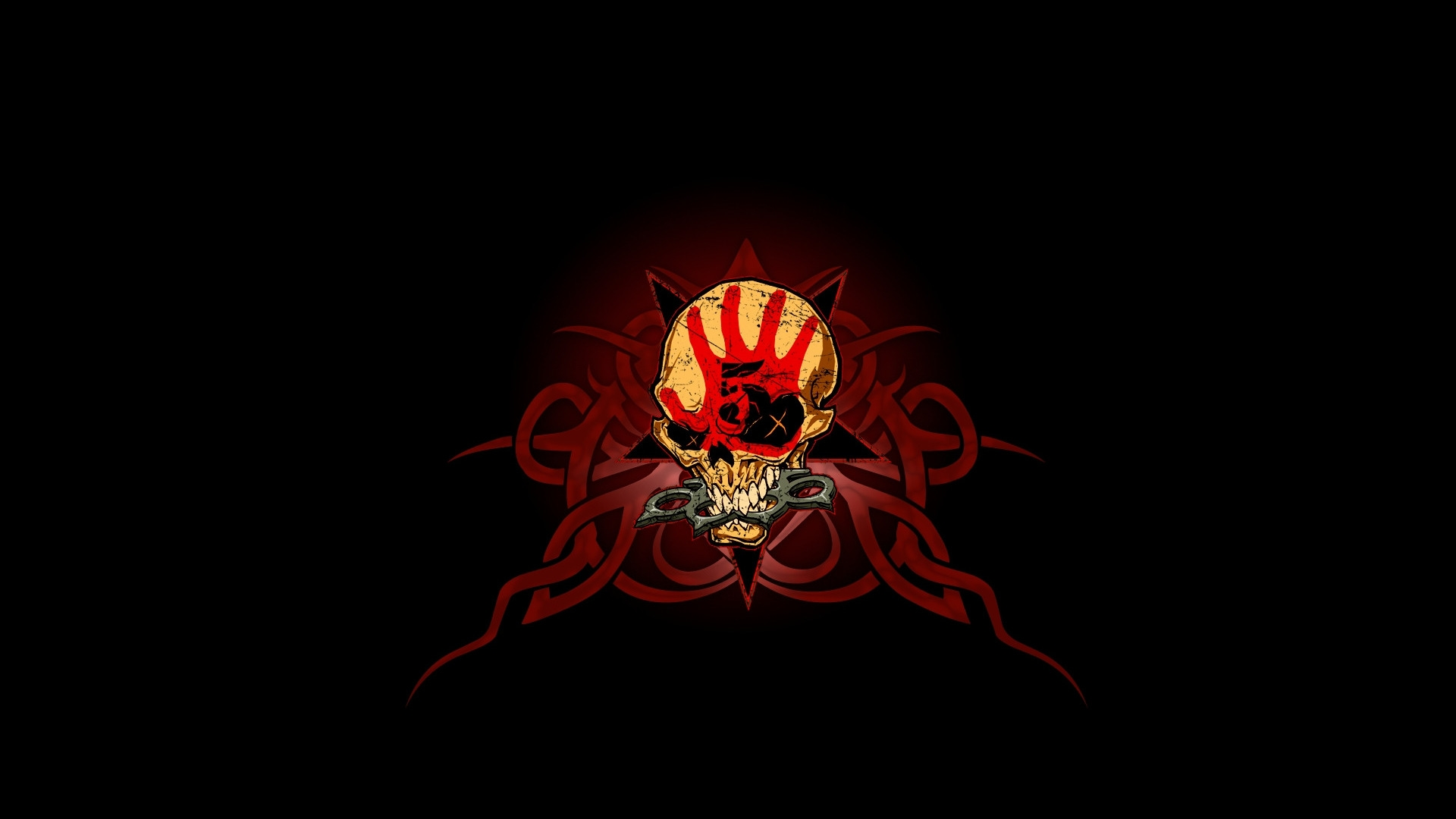 1920x1080 Skull desktop PC and Mac wallpaper