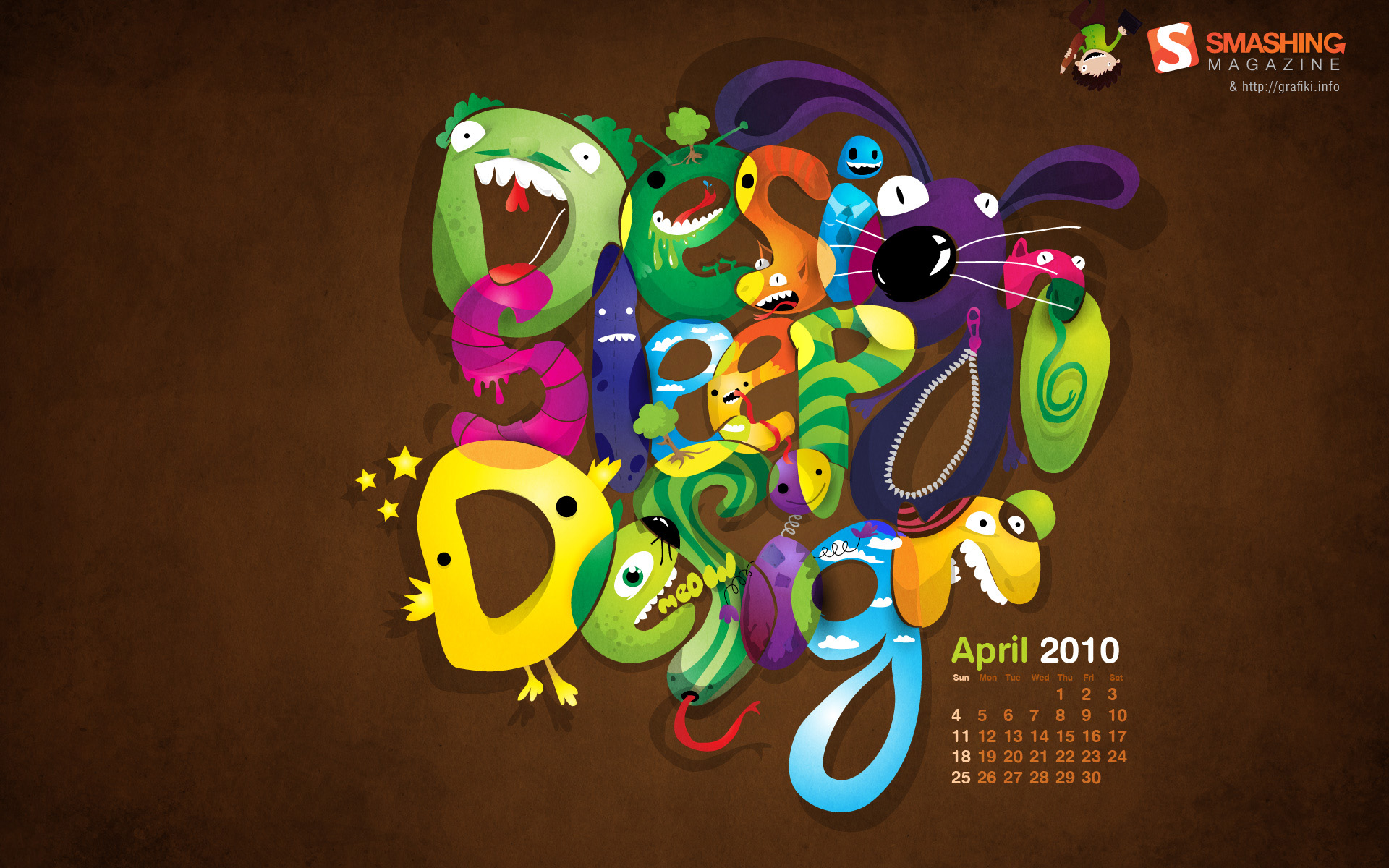 Amazing Desktop Calendar Design 1920 x 1200 · 629 kB · jpeg