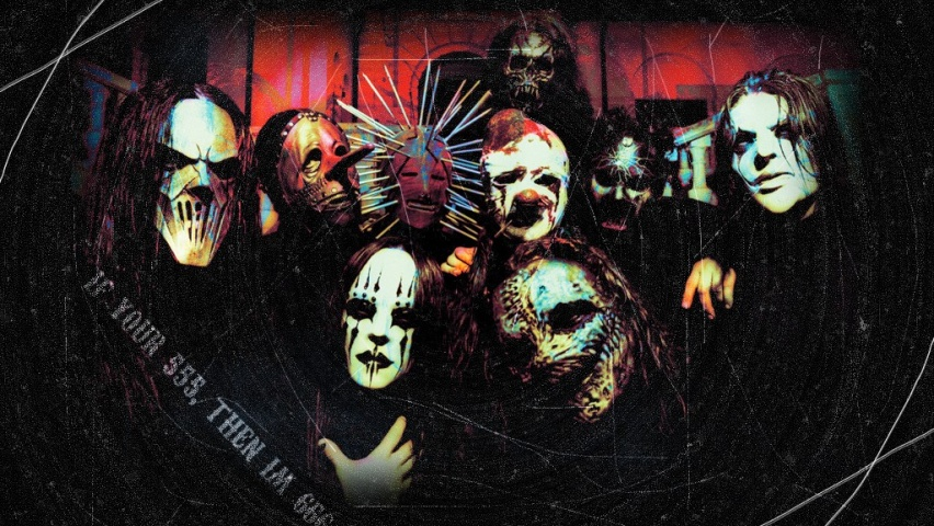 646x220 Slipknot - Wallpaper