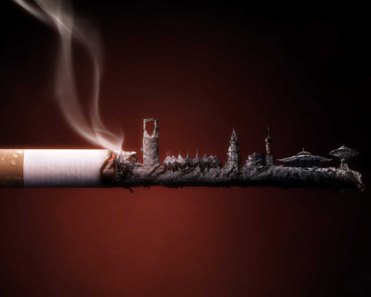 Image Smoked Cigarette Wallpapers And Stock Photos