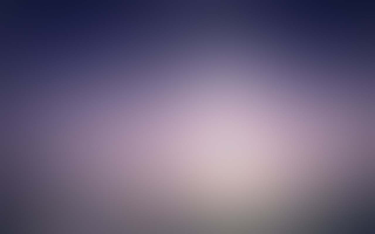 1280x800 Smooth Blue Gradient Desktop PC And Mac Wallpaper