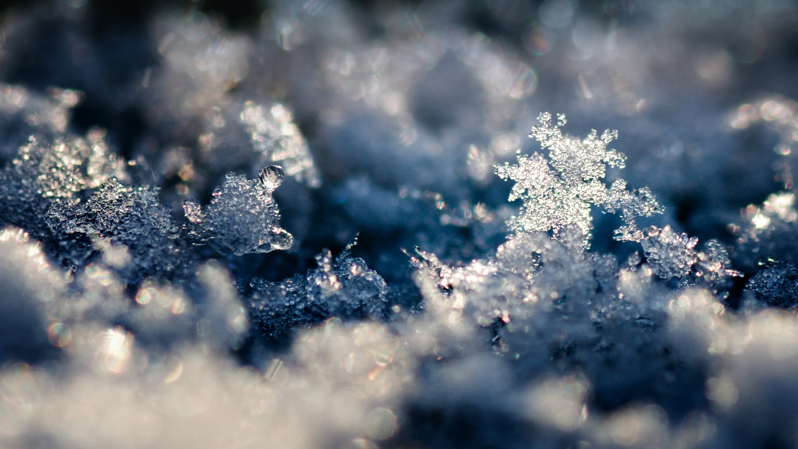 Hd wallpaper pc tumblr - 2560x1440 Snow Crystal Landscape Desktop Pc And Mac Wallpaper