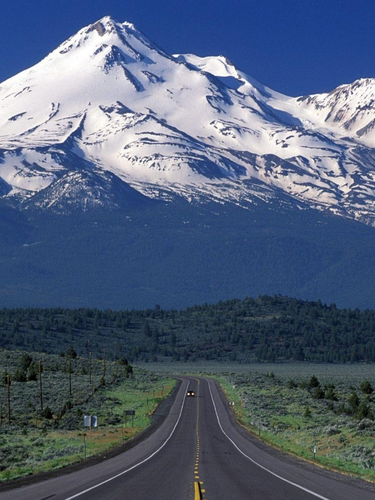 Great Wallpaper Mountain Ipad - snow-mountains-sky-forest-road_wallpapers_40875_768x1024  Trends_113615.jpg