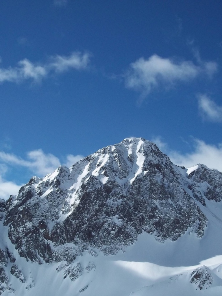 Must see Wallpaper Mountain Ipad - snowy-mountain--sky_wallpapers_38965_768x1024  Pic_291324.jpg
