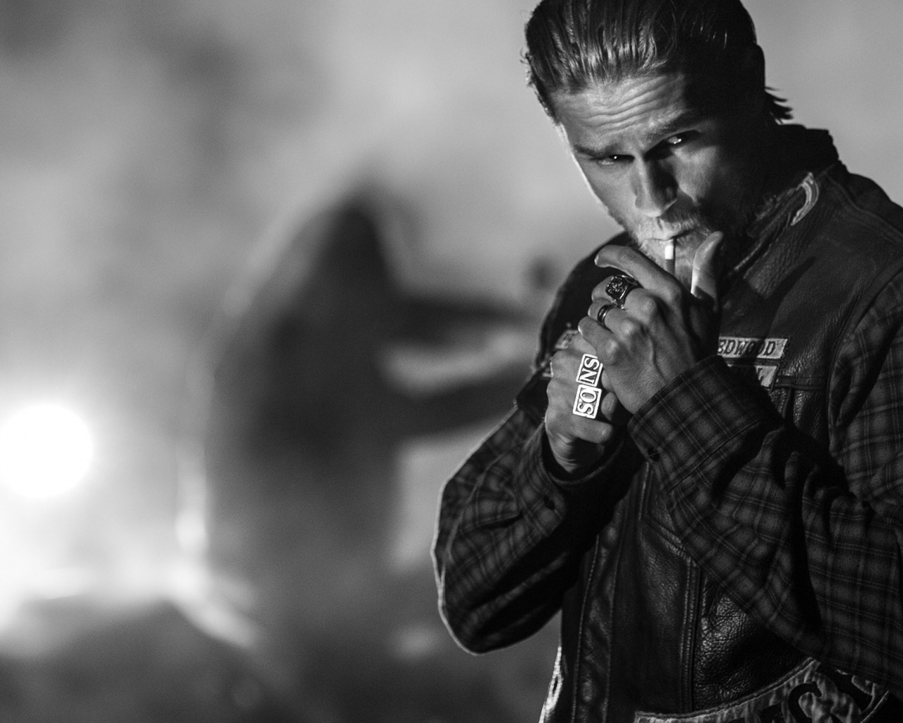 Hd Charlie Hunnam Wallpapers: 1280x1024 Sons Of Anarchy Charlie Hunnam Desktop PC And