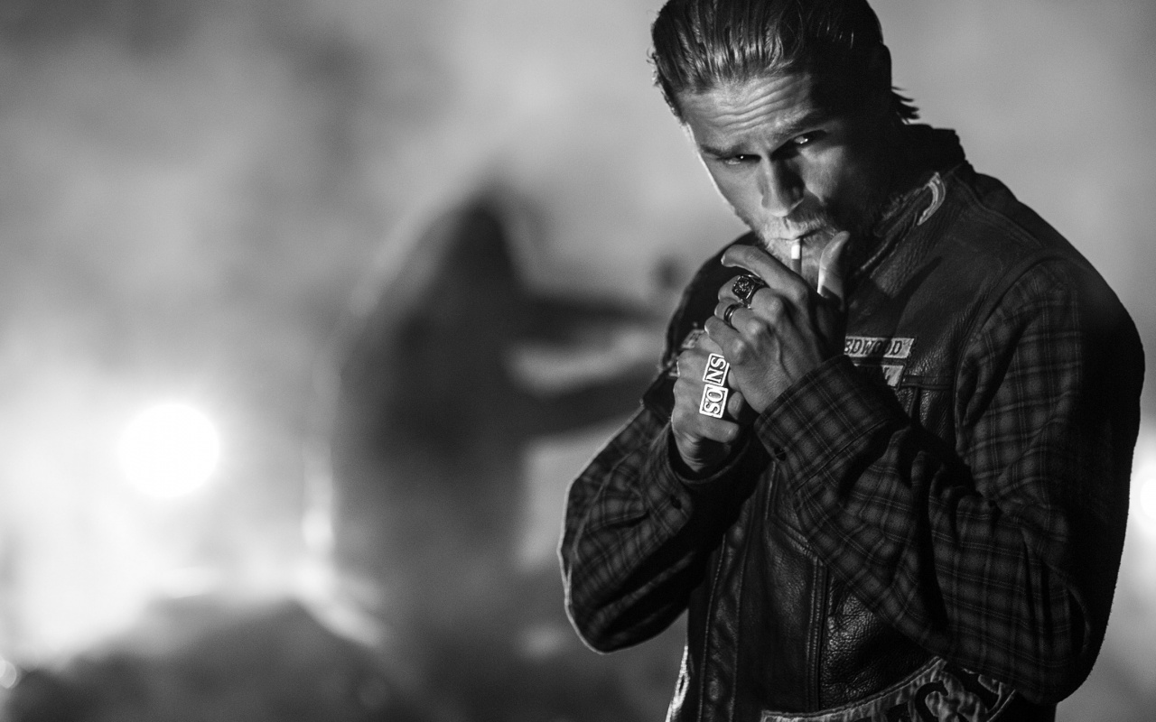 1280x800 Sons of Anarchy Charlie Hunnam
